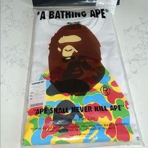 Bape x J balvin T-shirt